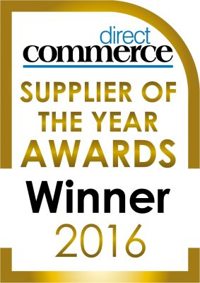 Supplier of the Year Awards Winner 2016